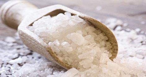 Niebezpieczny jest i nadmiar, i niedob�r soli...