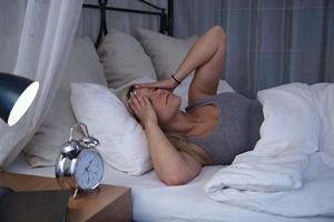 Niedobór snu osłabia kości? [© Sven Vietense - Fotolia.com]