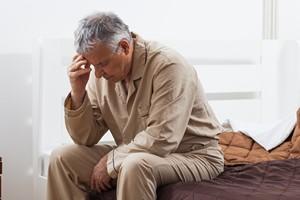 Niedobór snu zwiększa ryzyko raka prostaty [© djoronimo - Fotolia.com]