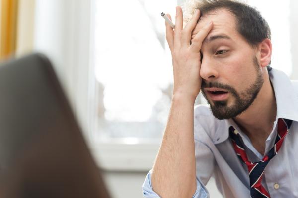 Niemal co czwarty Polak cierpi na zaburzenia psychiczne. Ale nie przyznaje się do tego w pracy [Fot. Minerva Studio - Fotolia.com]