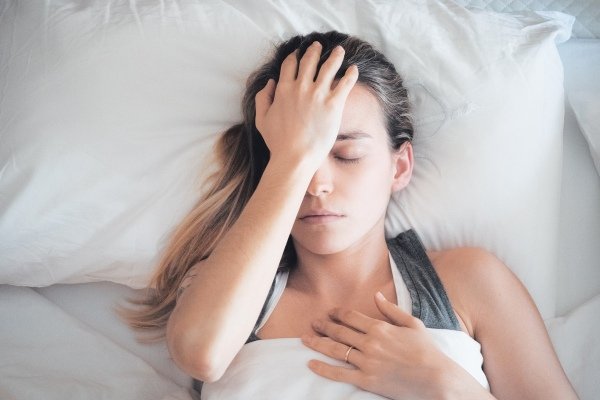Nieregularny sen zagraża sercu [Fot. ALDECAstudio - Fotolia.com]