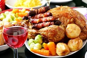 Nietypowy sposób na dietetyczny posiłek podczas Świąt [© Whitebox Media - Fotolia.com]