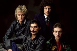 Niewelkie szanse na biografię Freddiego Mercury'ego [Queen fot. EMI Music Poland]