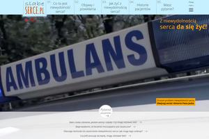 Niewydolność serca: powstał kolejny portal edukacyjny dla pacjentów [fot. Slabeserce.pl]