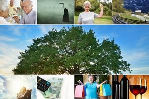 Niezwykłe rzeczy, które przedłużają życie. Jak osiągnąć długowieczność [fot. collage Senior.pl]
