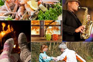 Niezwykłe sposoby na przeziębienie [fot. collage Senior.pl]