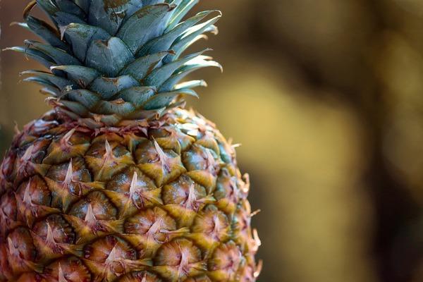 Niezwykłe właściwości ananasów [fot. Manfred Richter from Pixabay]