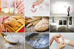 Niezwykłe zastosowania chleba [fot. collage Senior.pl]