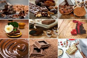 Niezwykłe zastosowania czekolady [fot. collage Senior.pl]