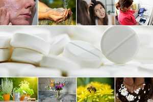 Niezwykłe zastosowania kwasu acetylosalicylowego [fot. collage Senior.pl]