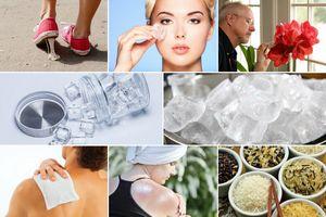 Niezwykłe zastosowania lodu [fot. collage Senior.pl]