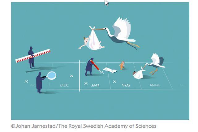 Nobel z ekonomii 2021 przyznany [fot. nobelprize.org]