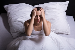 Nocne poty a zaburzenia poznawcze - istnieje związek u kobiet w okresie menopauzy? [Fot. Andrey Popov - Fotolia.com]