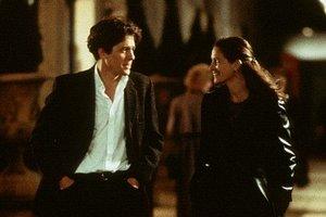 """Notting Hill"" zainspirowane piosenką Toma Waitsa [Hugh Grant i Julia Roberts fot. ITI Film Studio]"