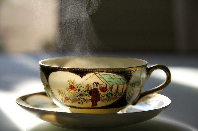 Nowa kawa i herbata z probiotykami [fot. chezbeate from Pixabay]