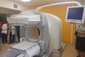 Nowa pracownia diagnostyczna w Centrum Onkologii w Warszawie [Fot. materiały prasowe]