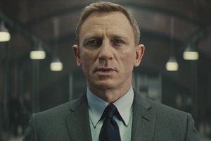 Nowy Bond rusza wiosną [Daniel Craig, fot. kadr z trailera Spectre]