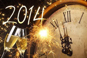 Nowy Rok 2014 [© lily - Fotolia.com]