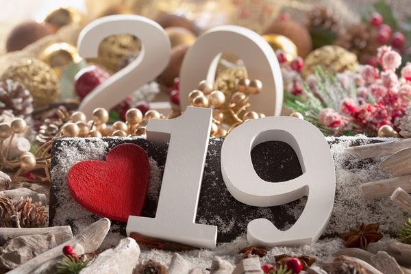 Nowy Rok 2019 [© PUNTO STUDIO FOTO AG - Fotolia.com]