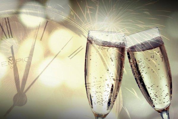 Nowy Rok 2020 [fot. S. Hermann & F. Richter z Pixabay]