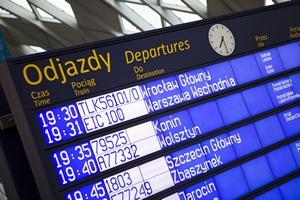 Nowy rozkład jazdy PKP już od niedzieli. Sprawdź co się zmieni [© Radoslaw Maciejewski - Fotolia.com]
