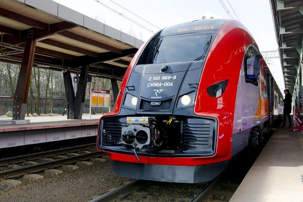 Nowy rozkład jazdy pociągów. Sprawdź swoje województwo  [fot. POLREGIO]