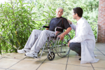 Nowy zaw�d - opiekun medyczny [© iceteastock - Fotolia.com]