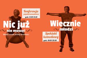 """O seniorach we Wrocławiu. Konferencja """"Nic już nie muszę!"""" Blaski i cienie późnej dorosłości [fot. EWST]"""