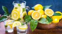 Odchudza, oczyszcza, chroni przed przeziębieniem - woda z cytryną