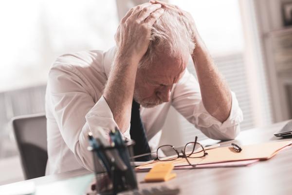 Odczuwasz lęk i stres? To dlatego, że jesteś zbyt odpowiedzialny/a [Fot. thodonal - Fotolia.com]