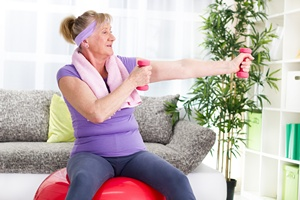 Odmładzasz się ćwicząc. Dzięki aktywności twój mózg jest o dekadę młodszy [© V&P Photo Studio - Fotolia.com]