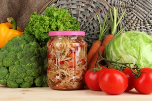 Odpowiednia dieta to klucz do zdrowia seniora [© Africa Studio - Fotolia.com]