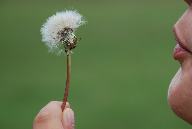 Odpowiednie oddychanie może zmniejszyć ból [fot. GLady from Pixabay]