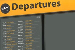 Odwołany lot. Jak uzyskać odszkodowanie? [Fot. tiagozr - Fotolia.com]