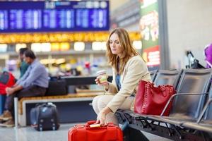 Odwołany lot. Jakie prawa nam przysługują? [© Irina Schmidt - Fotolia.com]