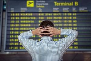 Odwołany lub opóźniony lot: co warto wiedzieć? [© Andrey Burmakin - Fotolia.com]