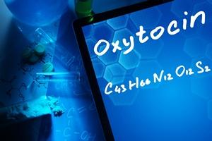 """Oksytocyna """"lekiem"""" na zaburzenia psychiczne? [© designer491 - Fotolia.com]"""
