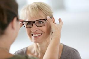 Okulary: tylko u optyka [© goodluz - Fotolia.com]