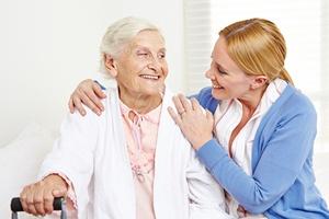 Opieka nad starszymi rodzicami: córki częściej niż synowie [© Robert Kneschke - Fotolia.com]
