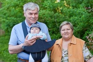 Opieka nad wnukami sprzyja zdrowiu, o ile nie jest zbyt częsta... [© Schmidt - Fotolia.com]