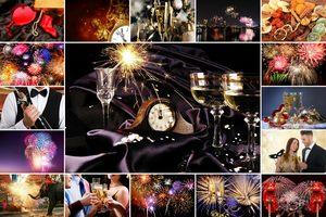 Oryginalne zwyczaje noworoczne na świecie  [fot. collage Senior.pl]