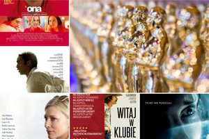 """Oscary 2014. """"Zniewolony. 12 Years a Slave"""" najlepszym filmem [Oscary, fot. collage Senior.pl]"""