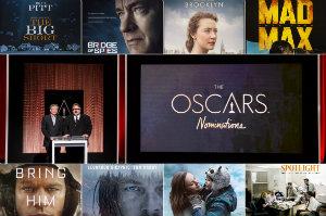 Oscary 2016 - znamy nominacje [fot. collage Senior.pl/Matt Petit / ©A.M.P.A.S]
