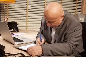 Oto, jak osiągnąć długowieczność: potrzebna jest praca i powaga [© marcinmaslowski - Fotolia.com]