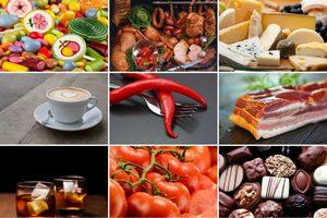 Oto produkty, które nie pozwalają Ci zasnąć [fot. collage Senior.pl]