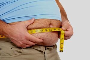 Otyłość brzuszna gorsza dla mężczyzn niż niski poziom testosteronu [© Kurhan - Fotolia.com]