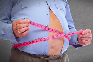 Otyłość brzuszna grozi przedwczesną śmiercią [© Kurhan - Fotolia.com]