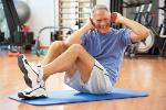 Otyłość i brak aktywności fizycznej prowadzą do przewlekłego bólu [© Monkey Business - Fotolia.com]