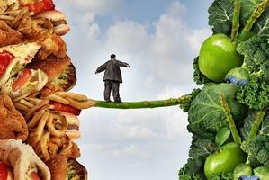 Otyłość przeszkadza nam dokonywać dobrych wyborów? [©  freshidea - Fotolia.com]