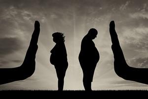 Otyłość szkodzi zdrowiu bardziej niż palenie papierosów [© Prazis - Fotolia.com]